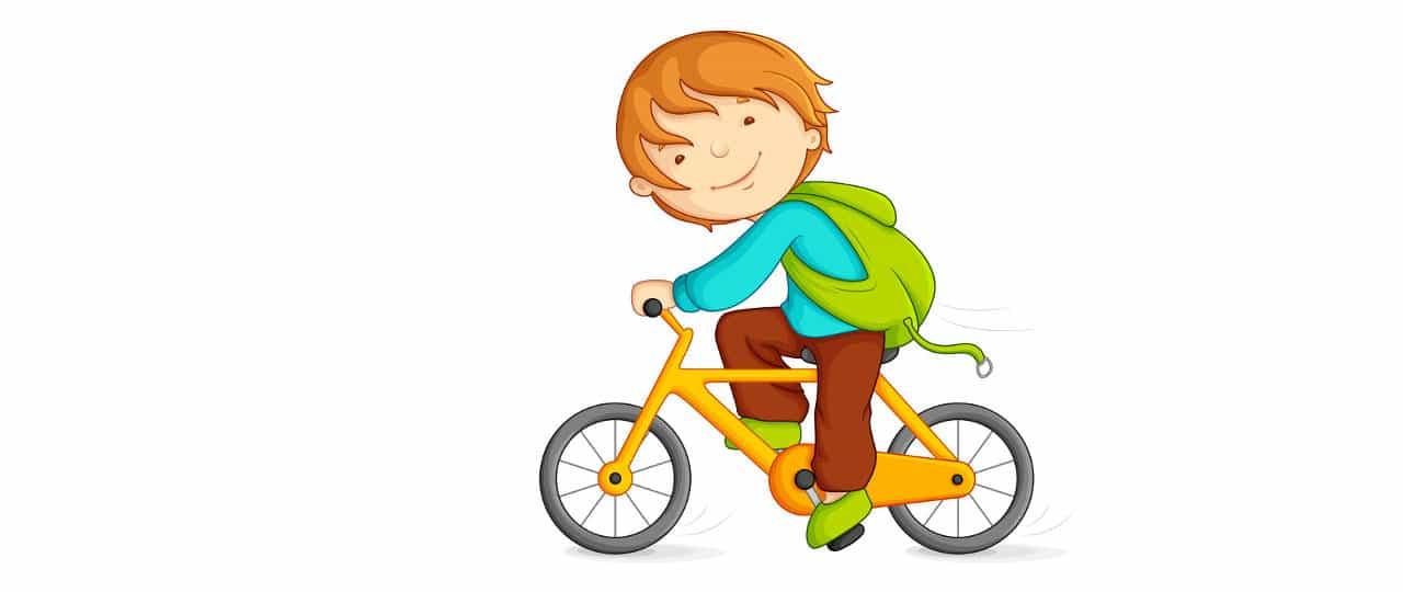 Jak nauczyć dziecko jazdy na dwóch kółkach?
