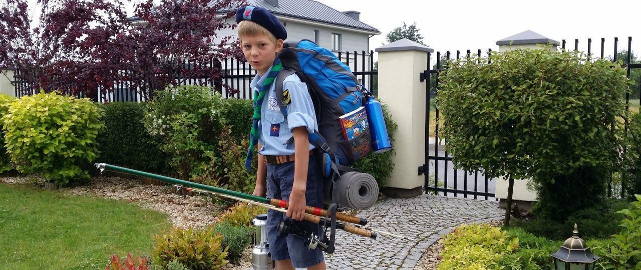 Wychowanie - pakowanie plecaka na całe życie